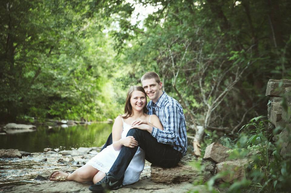 Megan & Josh | Louisville, KY Engagement Photographer