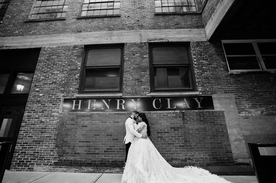 Marc & Cierra The Henry Clay 1.5.19 | Louisville, KY Wedding Photographer