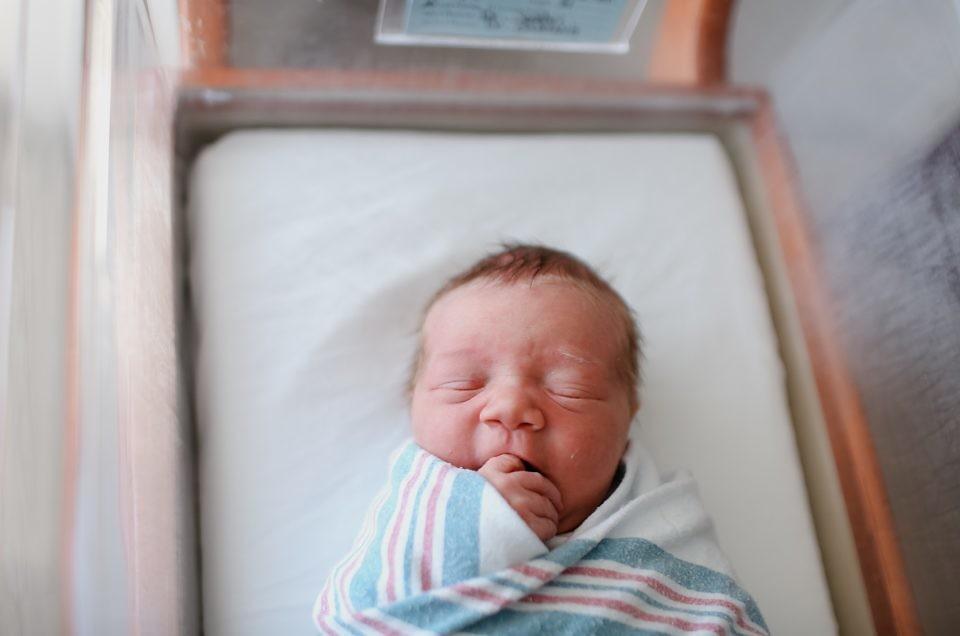 Welcome Clay   Louisville, KY Newborn Photographer
