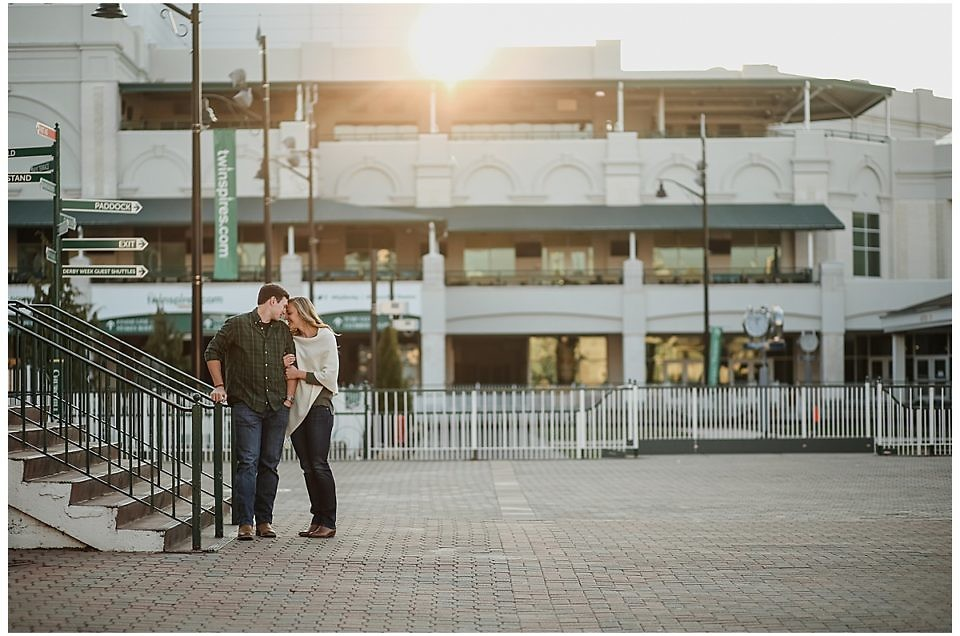 Tanner & Taylor | Louisville, KY Engagement Photographer