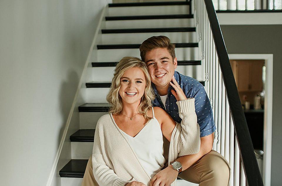 Zac & Hannah | Louisville, Ky Engagement Photographer
