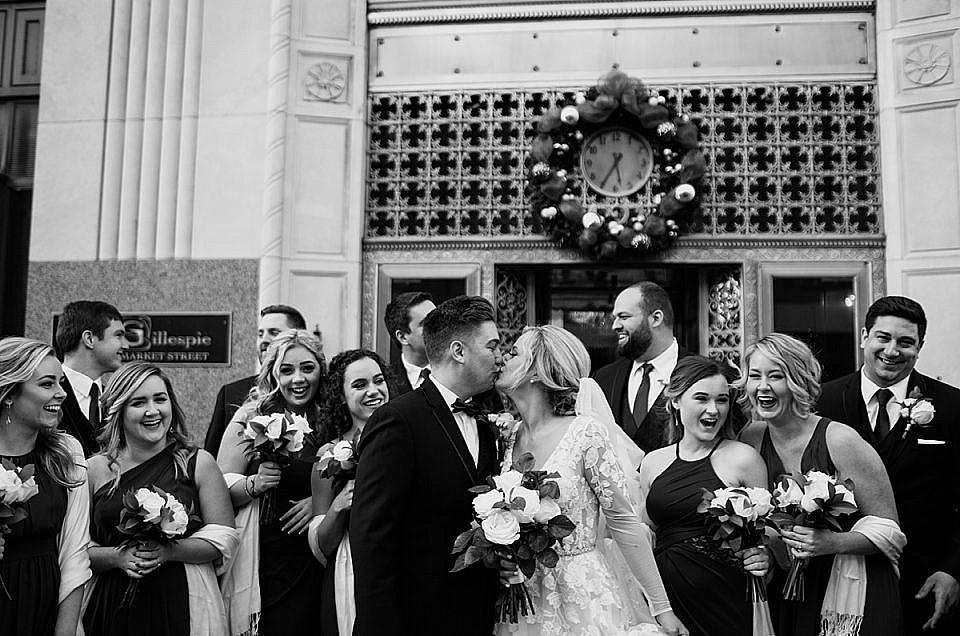 Zac & Hannah The Gillespie 12.7.19 | Louisville, KY Wedding Photographer