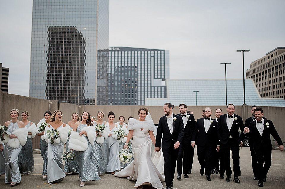 Bradley & Allison 12.31.19 The Refinery | Louisville, KY Wedding Photographer