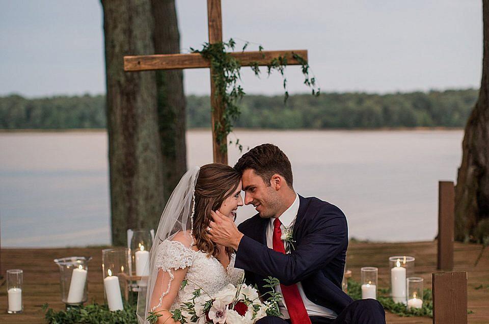 Jacob & Sydney 8.22.20 Kentucky Lake | Louisville, KY Wedding Photographer