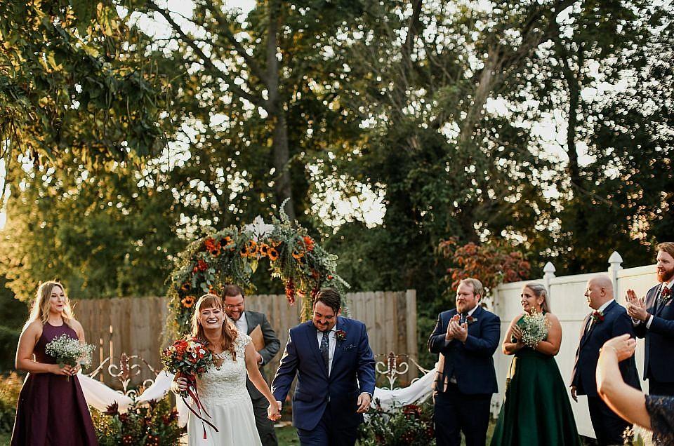 Tyler & Whitney  9.26.20 Chik & Mi | Louisville, Ky Wedding Photographer