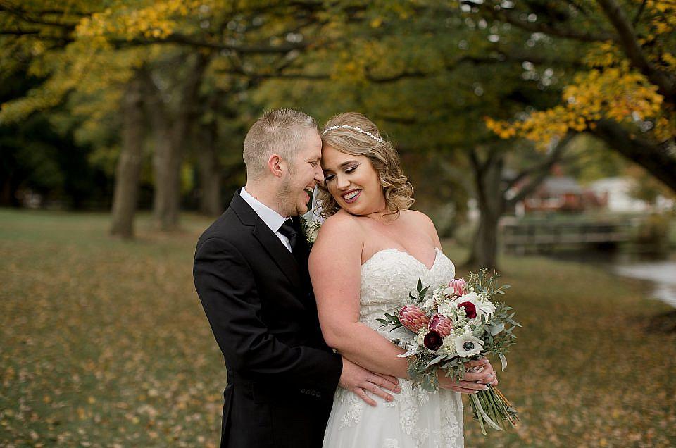 Michael & Courtney 10.24.2020 Woodhaven County Club Wedding | Louisville, Ky Wedding Photographer